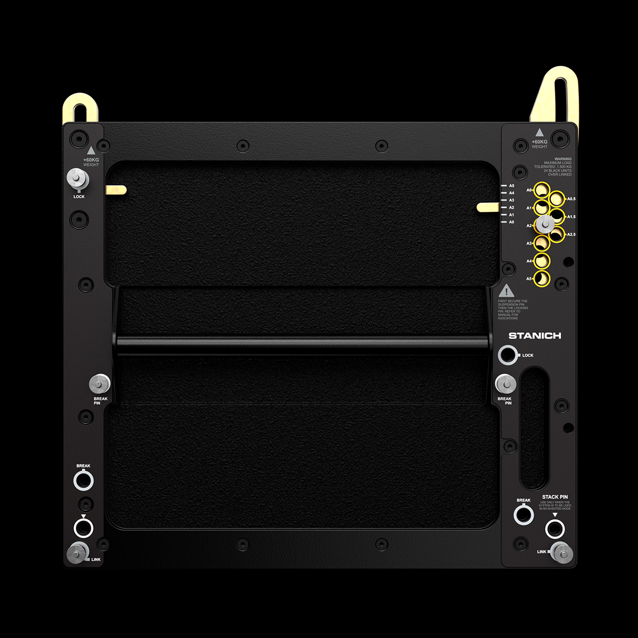 Line Array Black