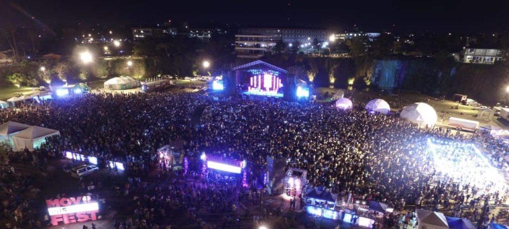 Mas de 70.000 Personas en el MoviFest Posadas