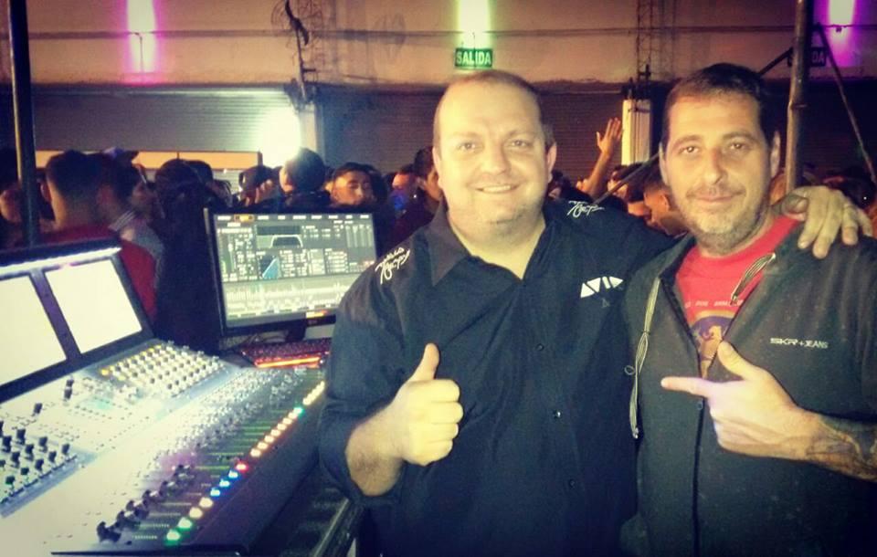 Cordoba Suena! Damian Cordoba vuelve a elegir Stanich Audio para sus Shows