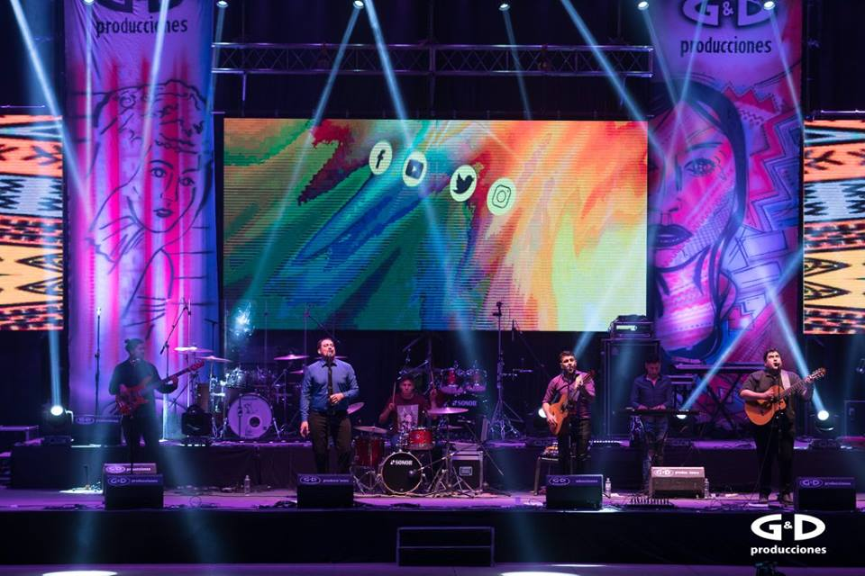 Sistemas Stanich en el gran Festival de Oran