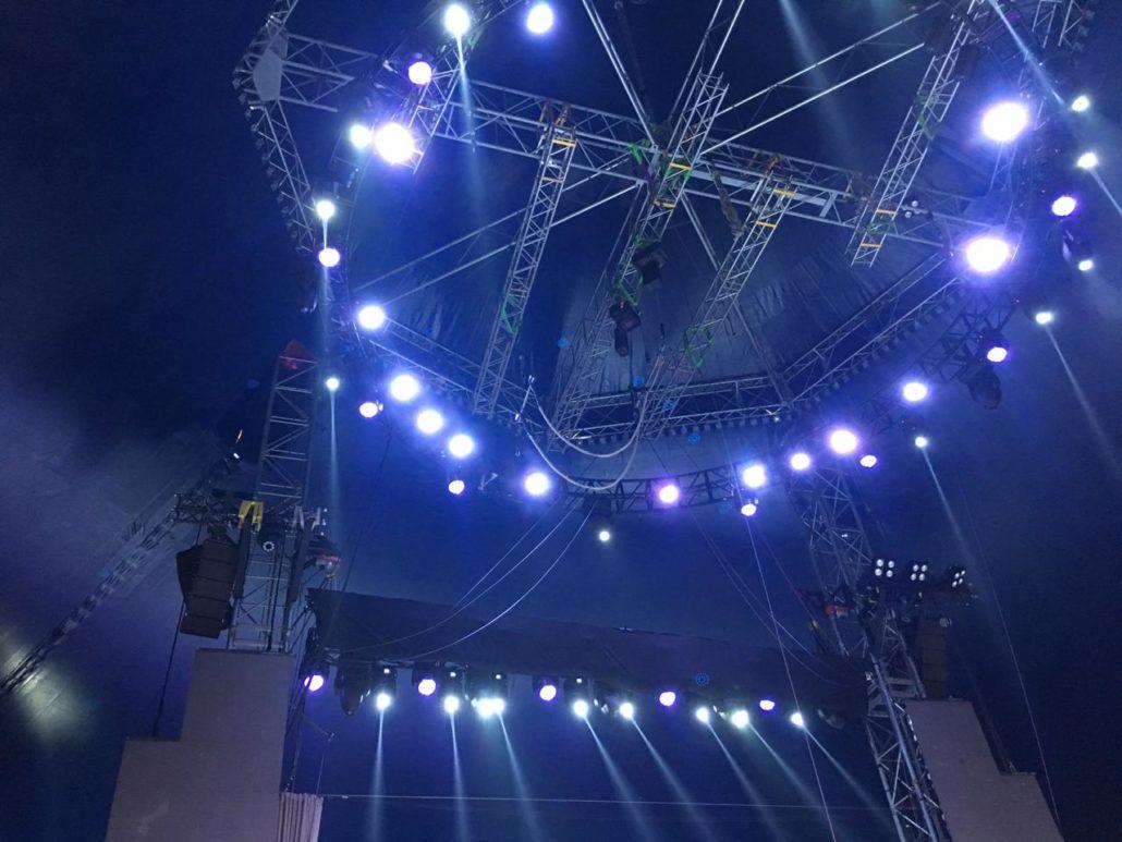 Sistemas Stanich en el Nuevo Circo Ánima, de Flavio Mendoza