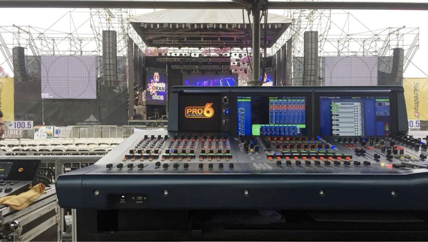 Fusion Black en el Festival ORÁN 2018