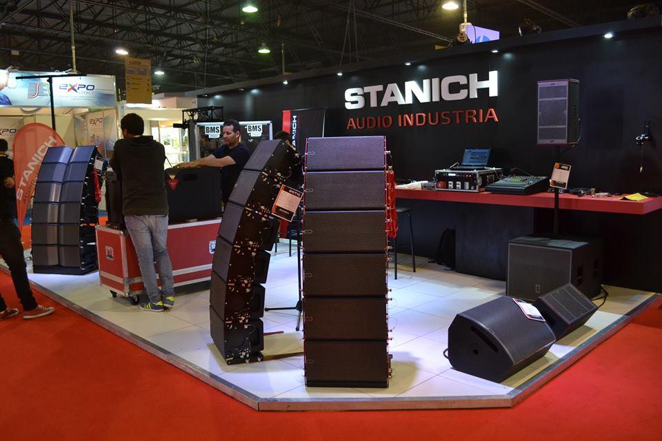 Stanich nuevamente en la Expo Caper / Buenos Aires