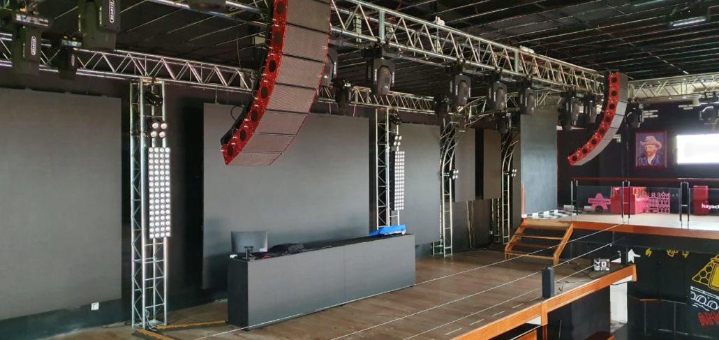 Sistemas Stanich en Amsterdan Disco, la nueva joya de Villa María