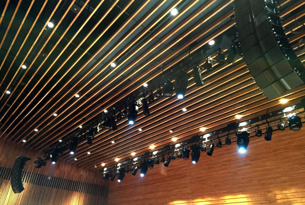 Stanich Luma en el Centro Cultural Kirchner